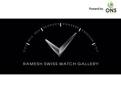 Ramesh Swiss Watch